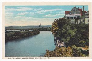 Bluff View From COunty Bridge, Chattanooga, Tennessee, 00-10´s