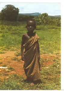 Postal 045914 : Tanzania - ni? Sonjo