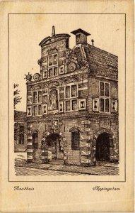 CPA APPINGEDAM Raadhuis NETHERLANDS (705938)