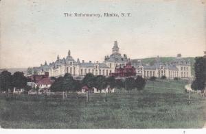 ELMIRA, New York, PU-1907; The Reformatory