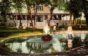 Iowa Sioux City Boat Club Council Oak 1909