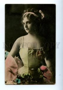 151445 Martha HARVEY Ballet DANCER Vintage GERLACH PHOTO PC