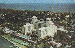Florida Palm Beach Aerial View Of The Palm Beach Biltmore At Palm Beach