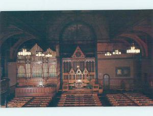 Pre-1980 CHURCH SCENE Cleveland Ohio OH AD0635