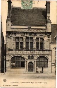 CPA BEAUGENCY - Hotel de Ville (270642)