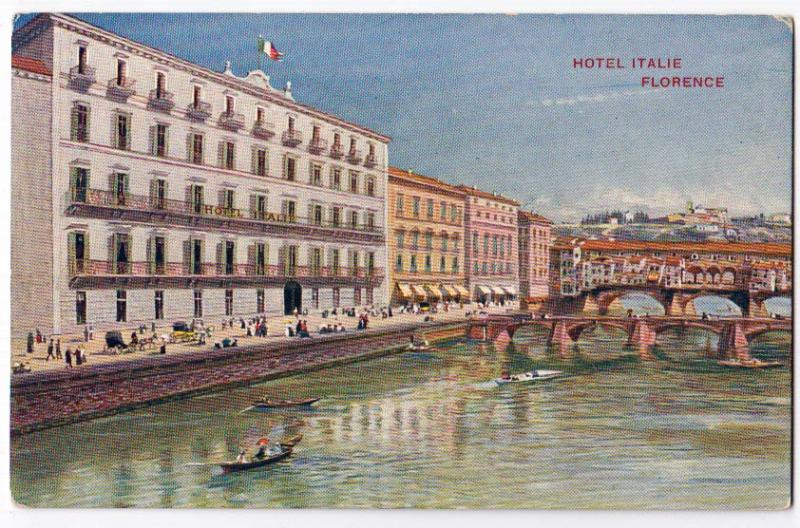 Hotel Italie Florence