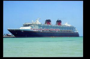 SIM0367 - Disney Cruises Liner - Disney Magic , built 1998 - postcard