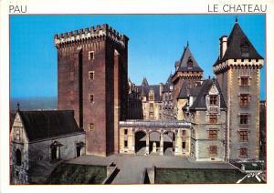 BR31378 Le Chateau Pau france