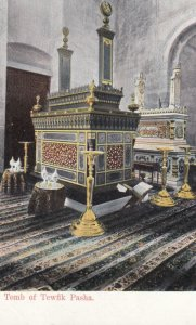 Tomb of Tewfik Pesha , Egypt , 00-10s ; Interior
