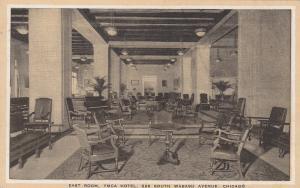 CHICAGO, Illinois; 10-20s; East Room, YMCA Hotel