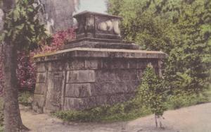The Mausoleum, Middleton Place Gardens, CHARLESTON, South Carolina, 1900-1910s