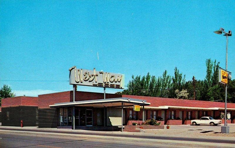 Wyoming Rawlins The West Way Lodge