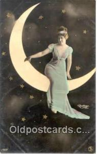 Paper Moon Postcard Postcards