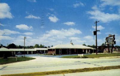 Lamar Motel Marietta GA 1953