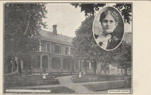 CANTON , Ohio , 1901-07 ; McKinley Home