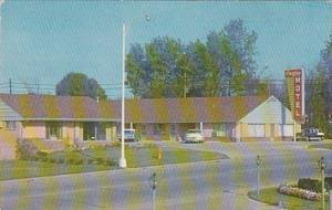 Courtesy Motel Urbana Illinois