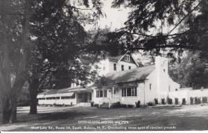 US    PC1658  SPRINGSIDE HOTEL, AUBURN, NY