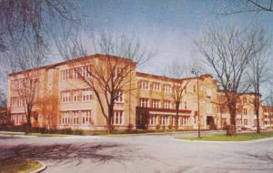 Ecole Des Textiles , ST-HYACINTHE , Quebec , Canada , 50-60s