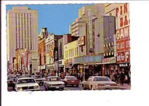 Yonge Street, Toronto, Ontario,