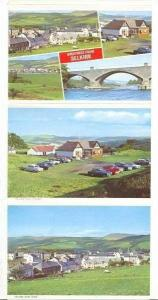 6-View Letter Card, Selkirk, United Kingdom, 1985