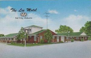 Alabama Pell City The Lee Motel