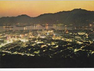 Night View, NAGASAKI, Japan, 50-70´s