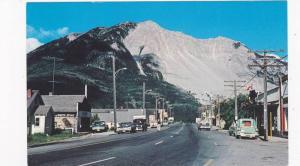 Main Street , BELLEVUE , Alberta , Canada , 50-60s