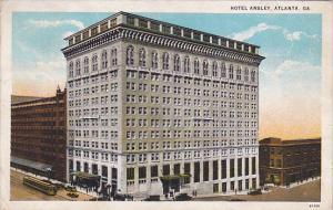 Hotel Ansley, ATLANTA, Georgia, PU-1926