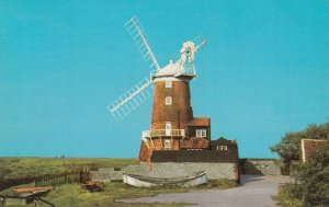 WINDMILL , Tower Mill , CLEY-NEXT-THE-SEA , Norfolk , England , 1950-60s