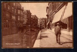 Rotterdam,Steiger,Netherlands BIN