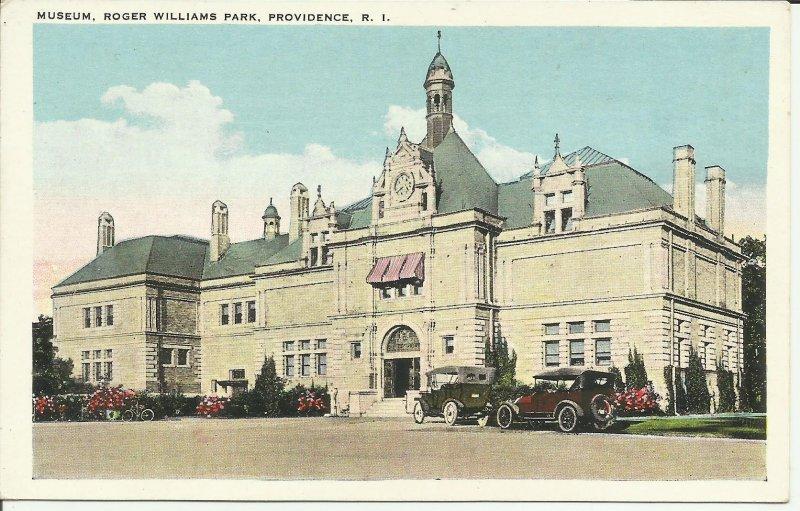 Providence, R.I., Roger Williams Park, Museum
