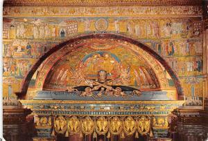 Italy Roma Basilica di S. Maria Maggiore Arco Trionfale e Abside
