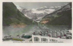 RP: LAKE LOUISE , Alberta , 1910-30s ; & Victoria Glacier