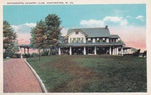 West Virginia Huntington Guyandotte Country Club