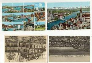 12 RP PCs, Zurch, Switzerland, 30-40s