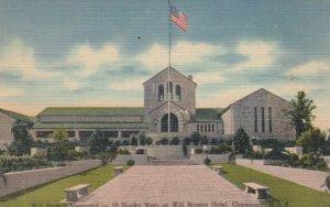 CLAREMORE , Oklahoma , 1930-40s ; Will Rogers Memorial