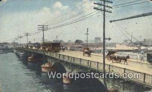 Old Bridge of Spain Manila Philippines Unused