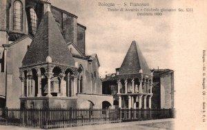 Tombe di Arrursio Odofredo glossatori,S Fransceco,Bologna,Italy BIN