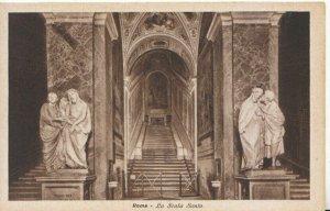 Italy Postcard - Roma - La Scala Santa - The Holy Staircase - Ref TZ914