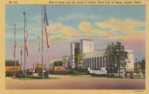 Hall Of State & The Court Of Honor, State Fair Of Texas, Dallas, Texas, 1930-...