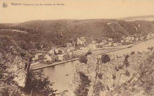 Panorama Pris Des Rochers De Neuviau, Wepion (Namur), Belgium, 1900-1910s