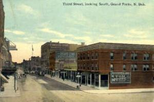 Third St. Grand Forks ND 1912
