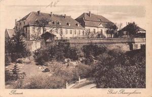 Poland Poznan, Grod Przemyslawa, Postcard