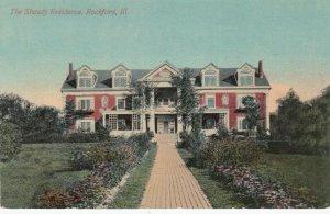ROCKFORD , Illinois, 1900-10s ; The Shoudy Residence