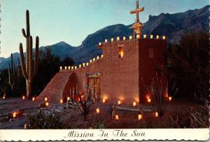 Arizona Tucson Mission In The Sun