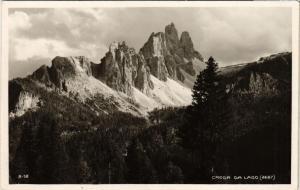 CPA AK Croda da Lago ITALY (544193)