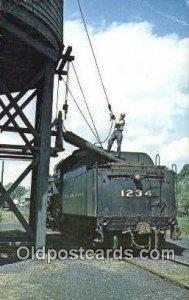 New York Central 1234, Yorktown Heights, New York, NY USA Trains, Railroads W...