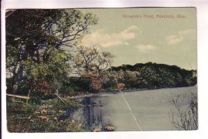 Shiverick's Pond Falmouth Mass, Spruce Lake Nova Scotia Split Ring, West Falm...