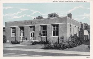 CHARLESTON, Missouri, 1910-1920s; United States Post Office