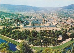 ECHTERNACH, Panorama, Petite Suisse Luxembourgeoise, Luxembourg, 50-70s